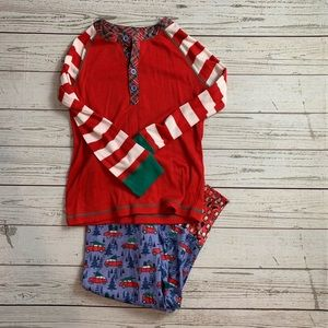 NWT Matilda Jane boys Bedtime Stories PJ set 🎄 6